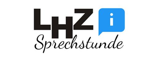 LHZ-Sprechstunde Logo