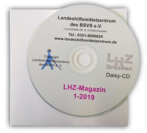 Beispiel-CD der aktuellen Ausgabe