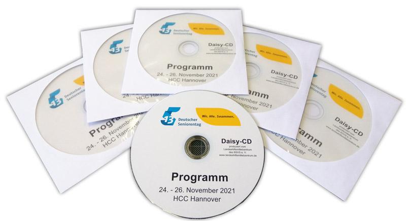 Mehrere CDs aus der aktuellen Produktion